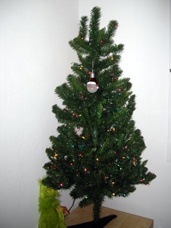 America's Saddest Christmas Tree