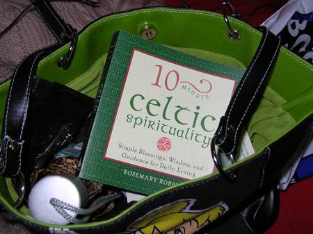 book in my purse