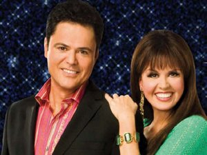 Donny and Marie - current