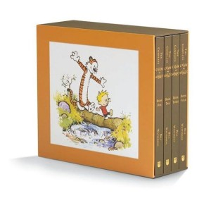 The Complete Calvin and Hobbes.